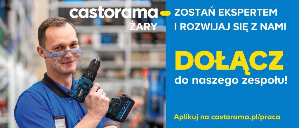 Castorama Żary. Aplikuj na castorama.pl/praca