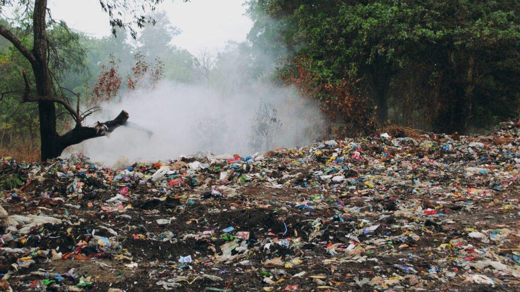 Świat tonie w plastiku a popularne foliówki to w Polsce prawdziwa plaga. Rezygnując z nich pomożemy środowisku