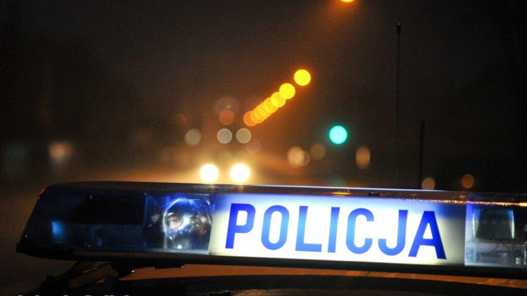 Pościg za naćpanym kierowcą Audi w Żarach. 26-latek próbował ucieczki pieszo