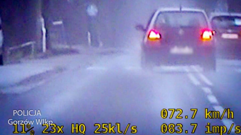 Kierowcy tracą prawo jazdy bo jeżdżą za szybko. Grupa SPEED jest niezbędna na drogach
