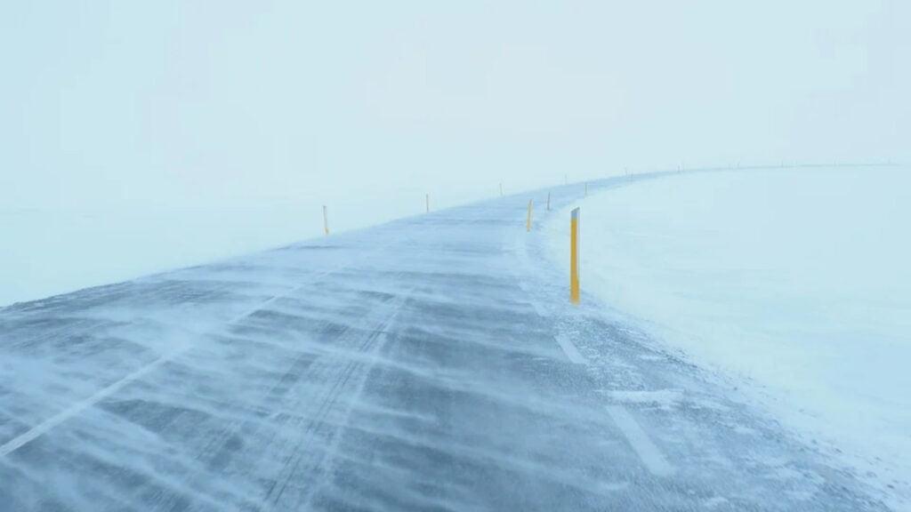 Śnieżyce w Lubuskiem i nawet 30 cm śniegu jeszcze w ten weekend