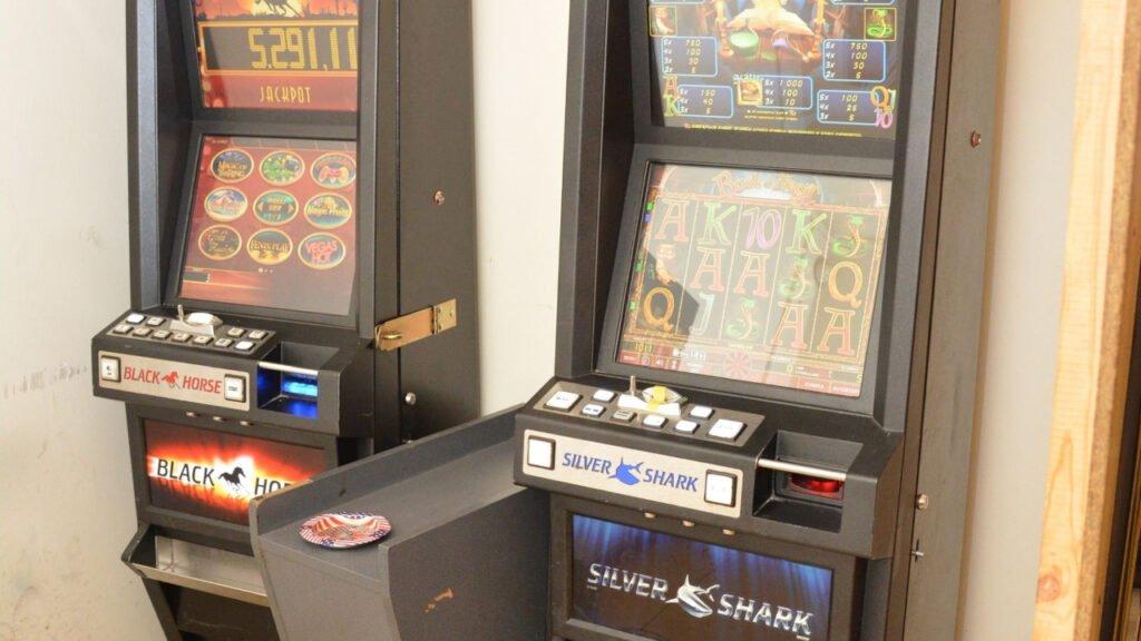 Nielegalne automaty do gier zabezpieczone w Zielonej Górze