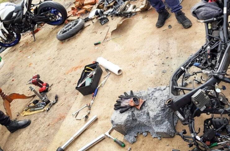 Dziupla motocyklowa