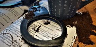 Kajdanki w kawie