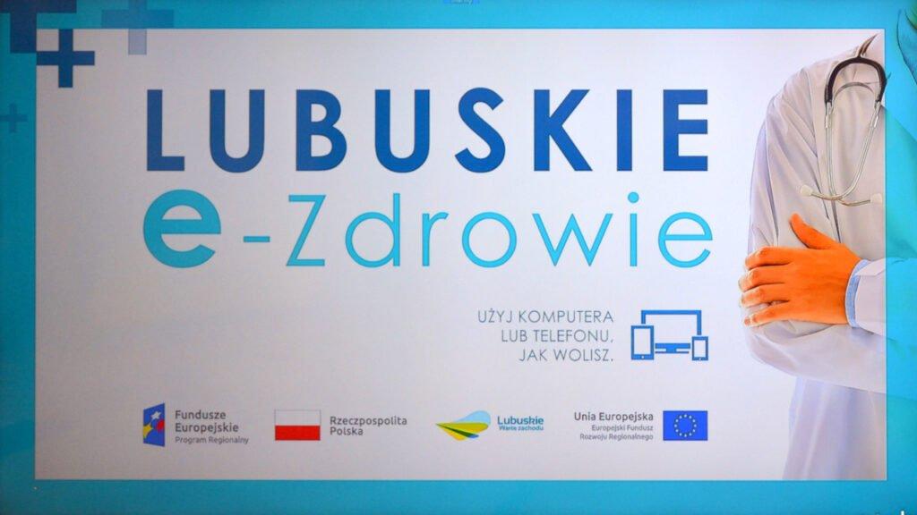 Lubuskie e-Zdrowie. Wdrażanie projektu za 20 mln zł ma zająć pół roku