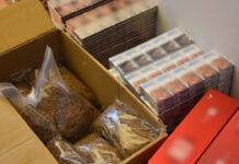 Nielegalne wyroby tytoniowe
