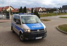 Policja kontroluje osoby przebywające na kwaranntannie