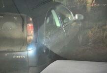 Opel na skarpie