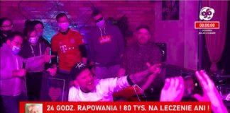 Rademenez pobił rekord rapowania