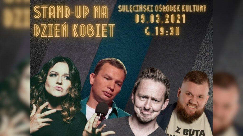 Stand-Up: Błachnio, Usewicz, Jachimek, Pałubski w Sulęcinie