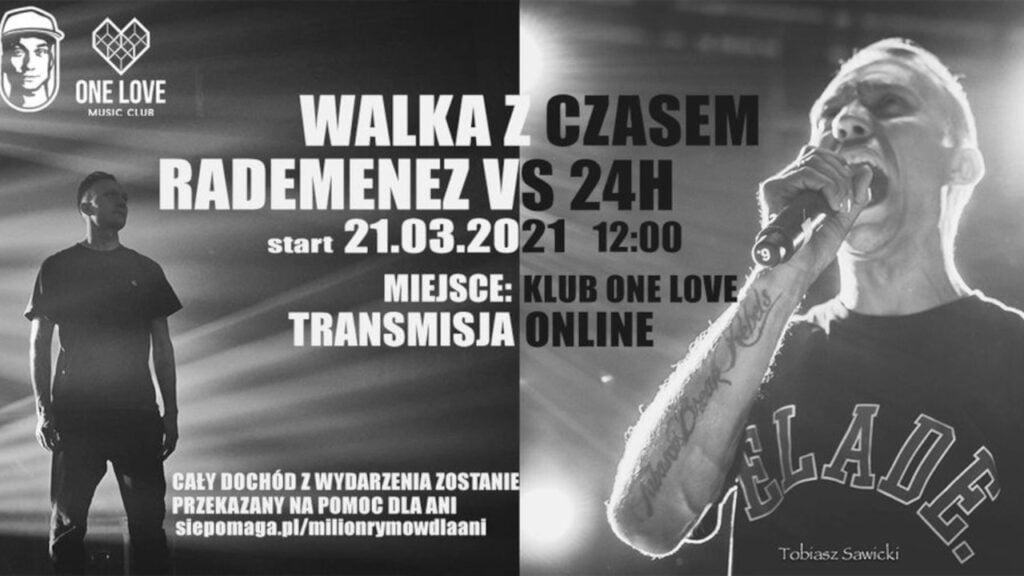 Walka z Czasem - Rademenez vs 24h. Rekord dla Ani Orłowskiej
