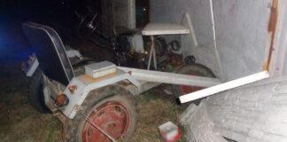 Wypadek w Bobrowicach