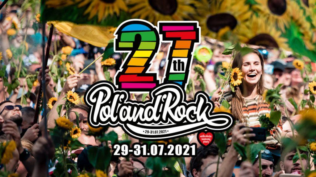 27. Pol'and'Rock Festival odbędzie się na Lotnisku Makowice - Płoty w Zachodniopomorskiem