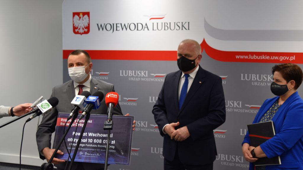 Inwestycje drogowe w Lubuskiem. 83 mln zł na remont i budowę nowych dróg