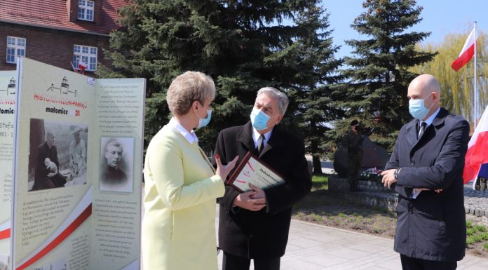 Otwarcie wystawy HISTORIA-WZÓR-PAMIĘĆ Małomice 2021