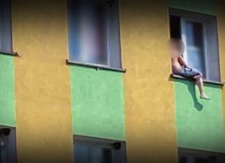 Próba samobójcza w Międzyrzeczu