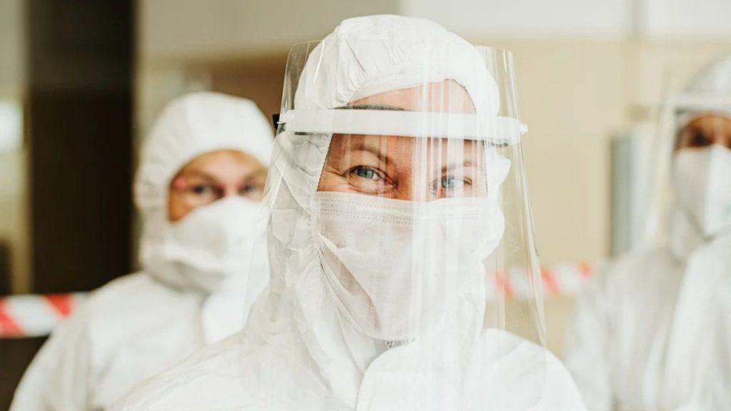 Kwietniowe statystyki COVID-19 w lubuskich szpitalach