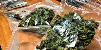 Marihuana w strunówkach