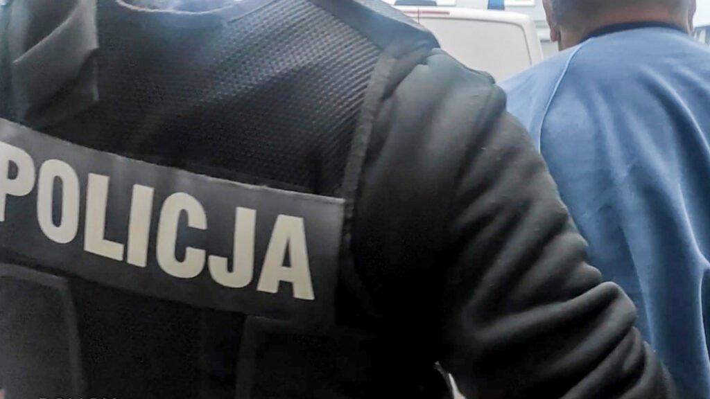 Podpalacz z Gorzowa zatrzymany