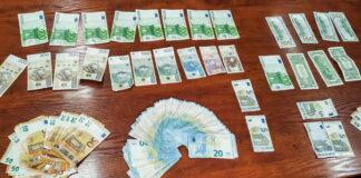 Podrobione pieniądze