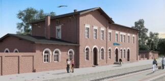 Przebudowa dworca w Witnicy
