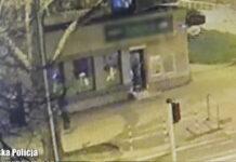 Włamywacze nagrani przez miejski monitoring