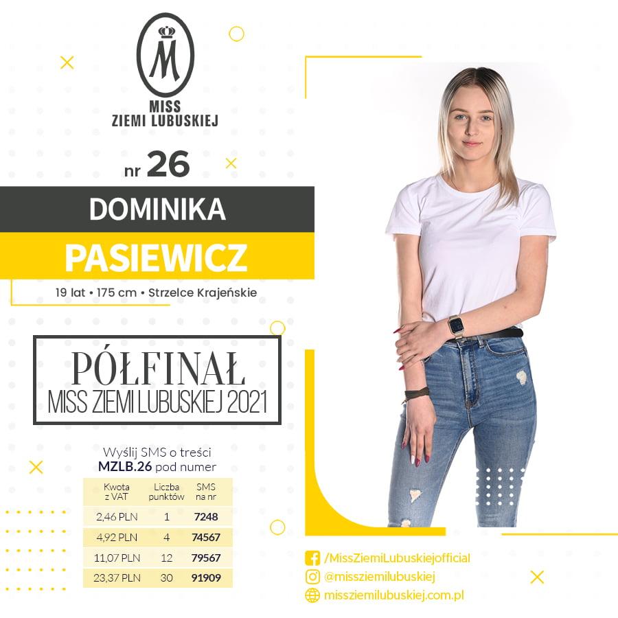 Miss Ziemi Lubuskiej 2021