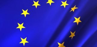 Flaga Unii Europejskiej