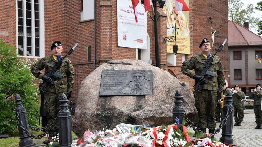 Żary: Uroczystości upamiętniające w 40. rocznicę śmierci kardynała Stefana Wyszyńskiego