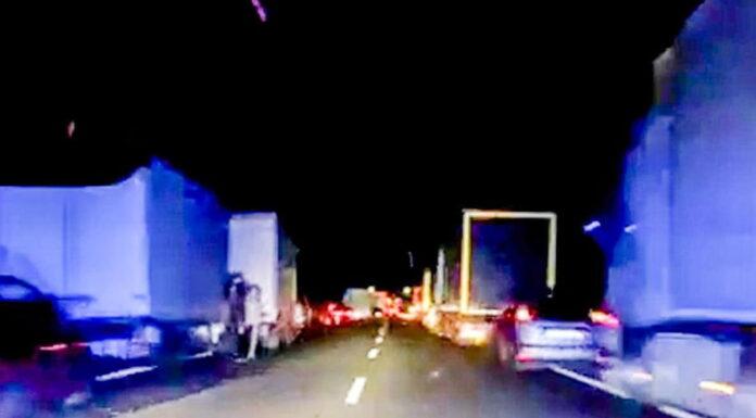 Korytarz życia na autostradzie A2