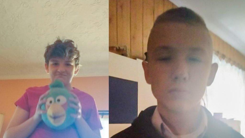 Ledno: Zaginęło dwóch nastolatków. Filip Pasiewicz i Marek Gawryszak wyszli z domu i nie wrócili