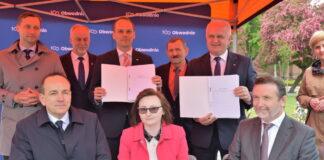 Umowa na budowę obwodnicy Strzelec Krajeńskich