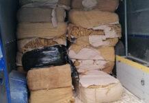 Nielegalny tytoń przechwycony w Łęknicy