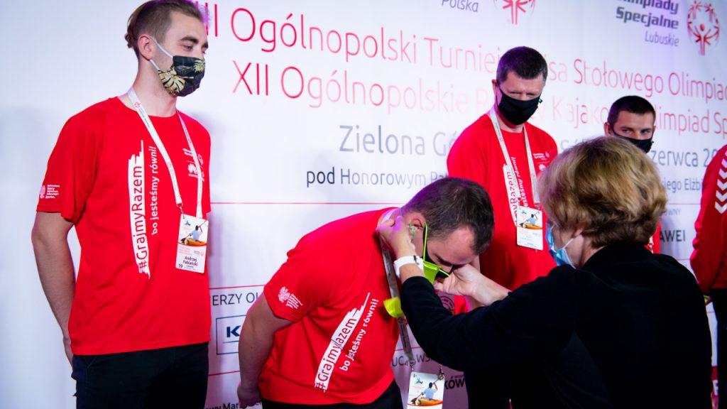VIII Ogólnopolski Turniej Tenisa Stołowego oraz XII Ogólnopolskie Regaty Kajakowe Olimpiad Specjalnych zakończone
