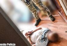 Podejrzany o zabójstwo w Strzelcach Krajeńskich zatrzymany przez kontrterrorystów