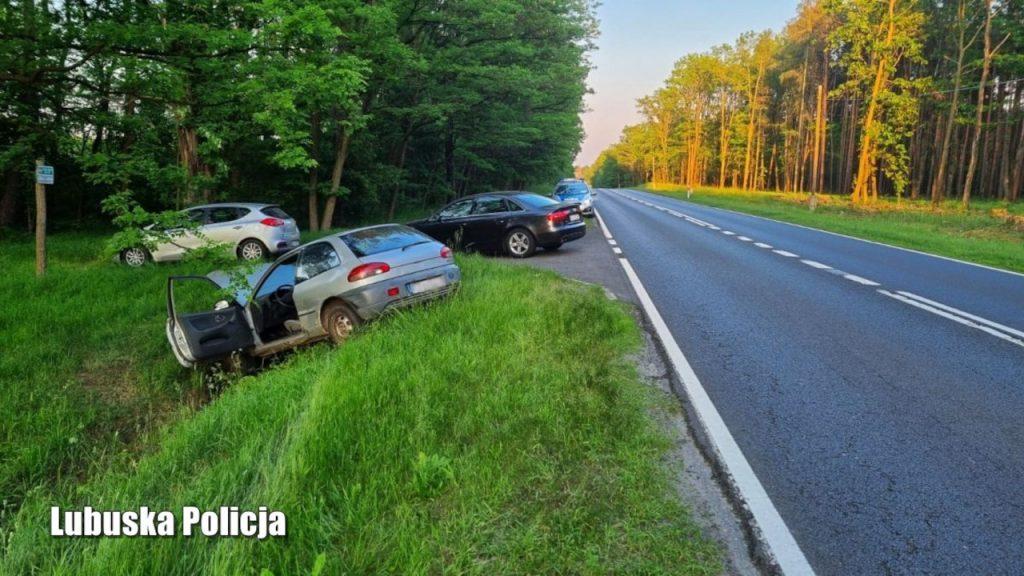 Pościg w Krośnie Odrzańskim. Za kierownicą Mitsubishi siedział 14-latek