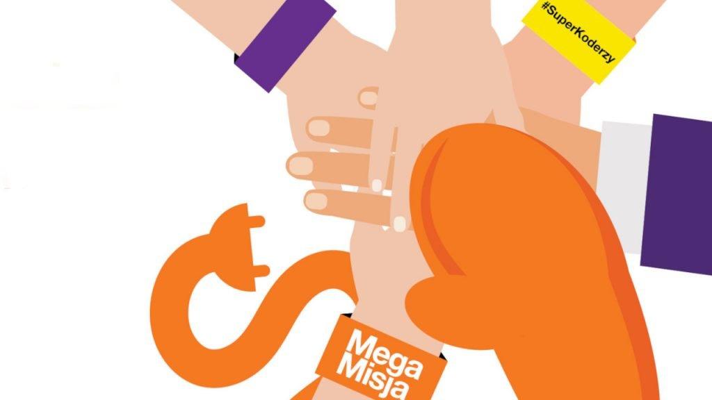 MegaMisja i #SuperKoderzy. Lubuskie szkoły i Fundacja Orange zatroszczą się o dzieci w cyfrowym świecie