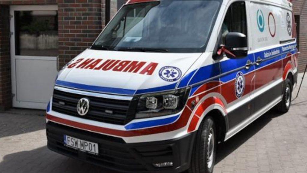 Nowy ambulans dla Nowego Szpitala w Świebodzinie