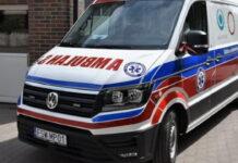 Nowy ambulans w Świebodzinie
