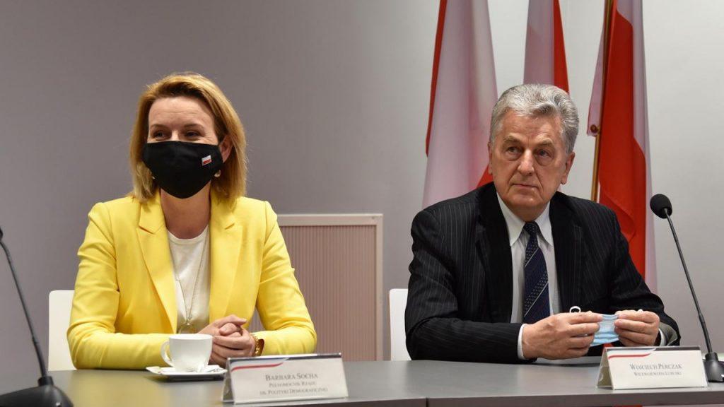 Strategia Demograficzna 2040: Konsultacje w województwie lubuskim