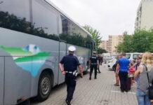 Kontrole autobusów w Gorzowie Wlkp.