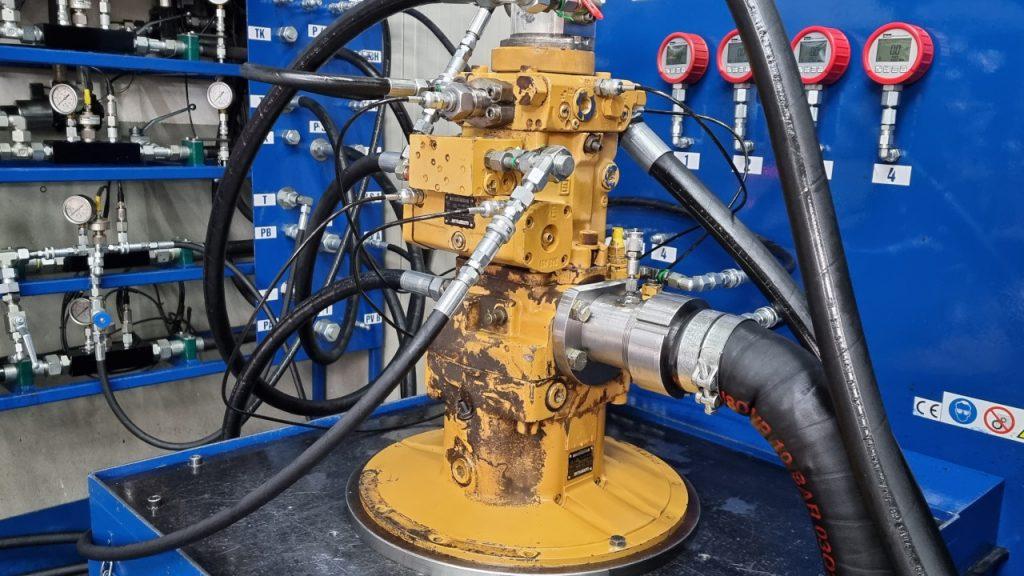 Serwis pomp hydraulicznych – dlaczego warto regenerować systemy hydrauliczne