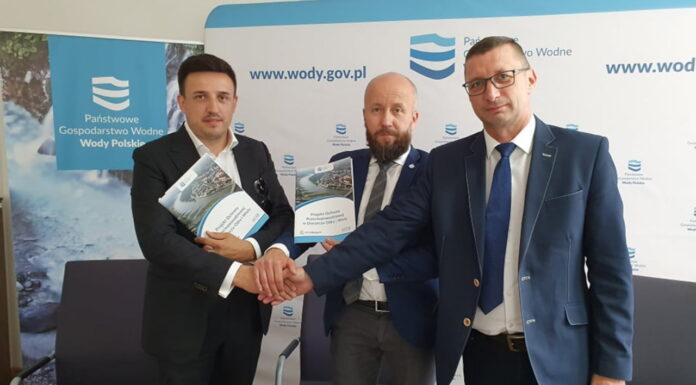 Wody Polskie przebudują przeprawę w Kostrzynie nad Odrą