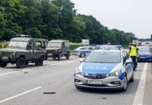 Wypadek na S3, 05-07-2021