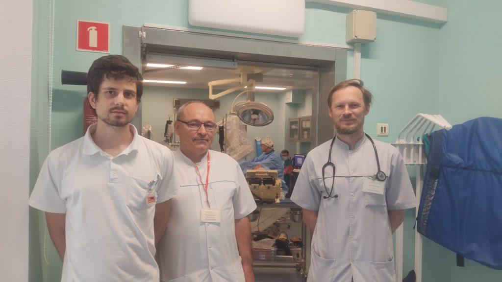 Elektrodą w pęczek Hisa. Nowatorska stymulacja serca w Szpitalu Uniwersyteckim w Zielonej Górze
