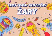 Zlot foodtrucków Żary 2021