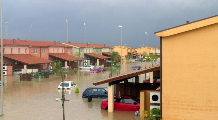 Powódź błyskawiczna