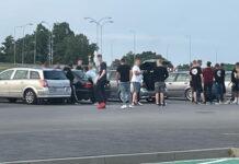 Zlot miłośników motoryzacji w Gorzowie 03/07/2021